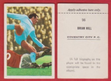 Coventry City Brian Hill